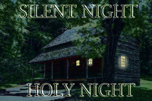 Barry Jones - Season - Greeting - Silent Night-Holy Night
