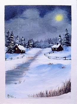 Silent Night by Rich Fotia