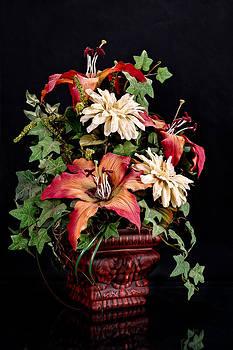 Jeff Burton - Silk Flowers