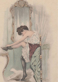Cindy Nunn - Silk Stockings