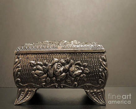 Silver Box 2 by ChelsyLotze International Studio