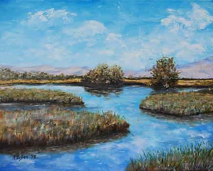 Silver Creek Idaho by Stanton Allaben
