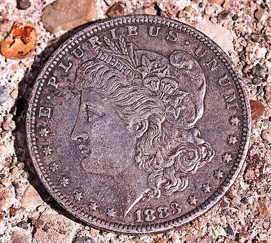 Jon Baldwin  Art - Silver Dollar