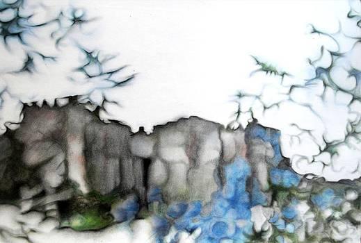 Silves Castle by Mario Prencipe