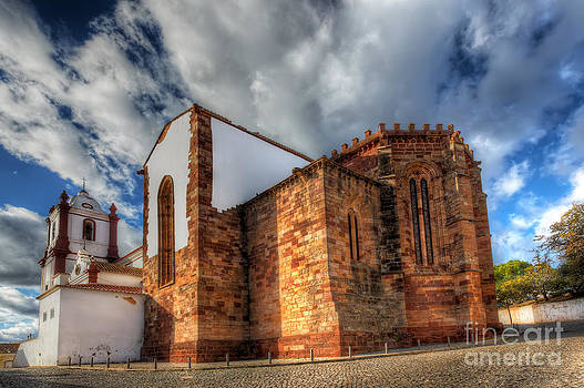 English Landscapes - Silves Cathedral