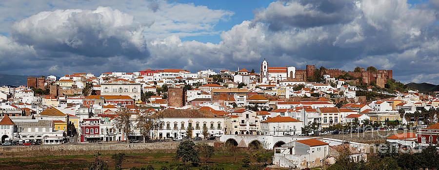 English Landscapes - Silves Panarama
