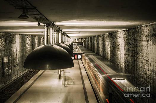 Sin City Station by Martin Dzurjanik
