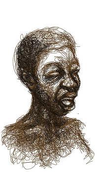 Singer by Khaya Bukula