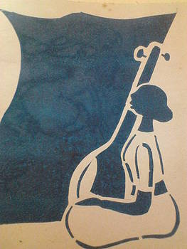 Meera by Mangala Shenoy