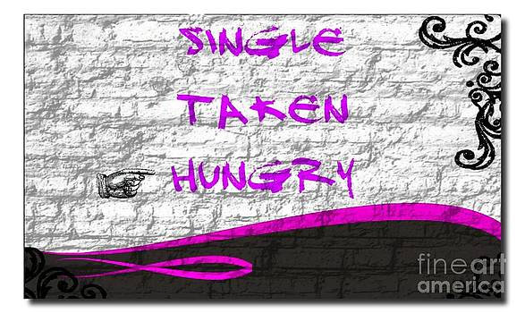 Daryl Macintyre - Single Taken Hungry