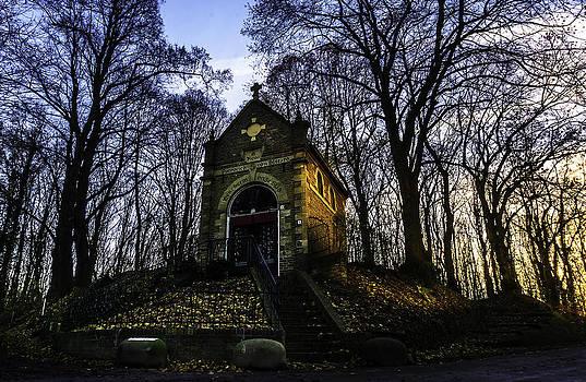 Sint Rosa Kapel Kollenberg Sittard by Libor Bednarik