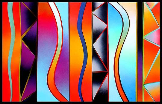 Siren by John Casper