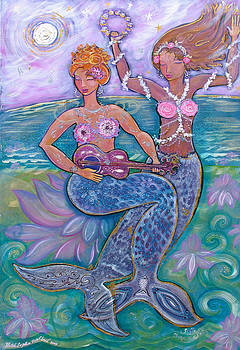 Sisters Born of Song by Shiloh Sophia McCloud