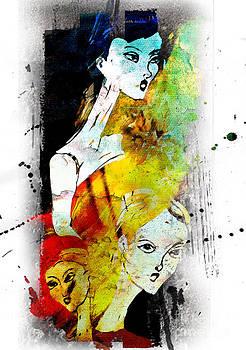 Sisters by Zsuzsanna Szugyi