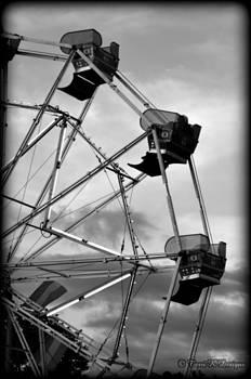 Sit on the wheel by Terri K Designs
