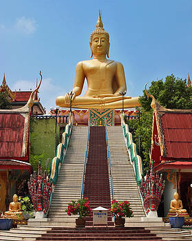 Adam Romanowicz - Sitting Buddha