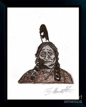 Sitting Bull by Sylvia Howarth