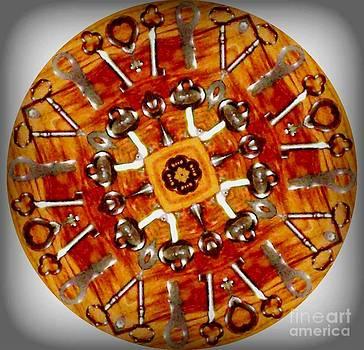 Gail Matthews - Skeleton Key Kaleidoscope