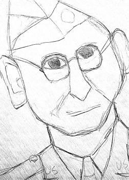 Sketch by MLEON Howard