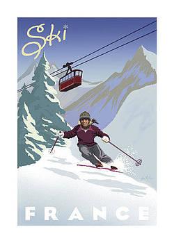 Ski France by Vintage