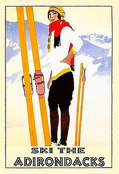 Ski the Adirondacks by David Seguin