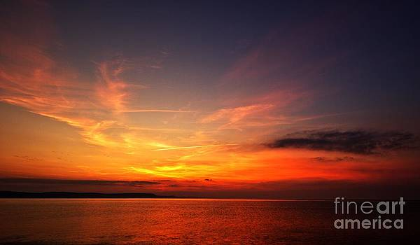 Skies on Fire by Baggieoldboy