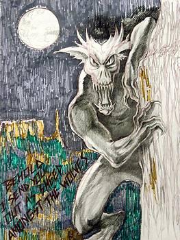 Skinwalker by Daniel  Remmenga