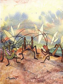 Skippit and friends rejoice by Sarah Kovin Snyder