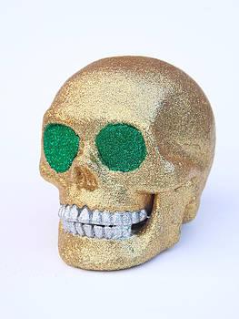 Skull 13 by Terry Burke
