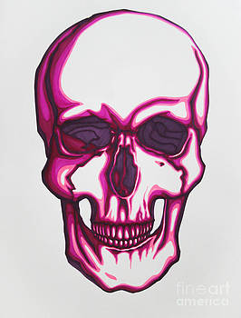 Skull by Aisha Klippenstein