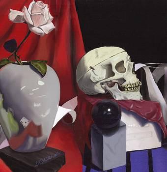 Skull by Scott Phillips