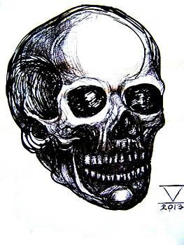 Skull  by Vedran Pasalic