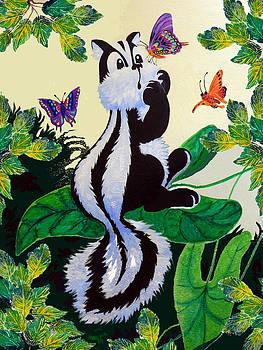 Hanne Lore Koehler - Skunky
