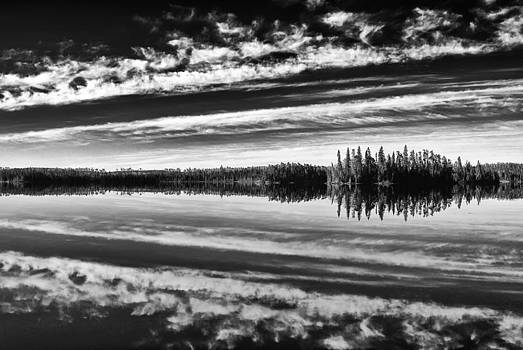Sky and Water by Sarah Rodefeld