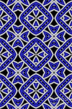 Sky Blue II by Tatjana Popovska