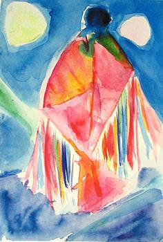 Sky  Dancer by Tolere