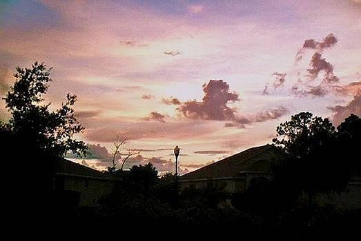 Sky Figures by Yolanda Rodriguez