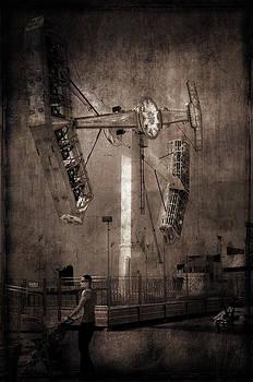 Sky Fire by Jim Larimer
