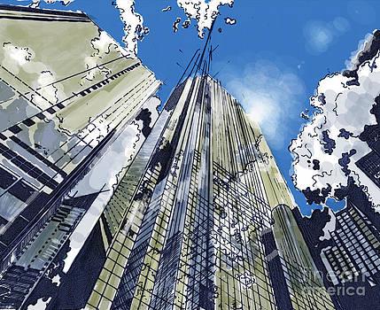 Sky High2 by Marta Gawronska