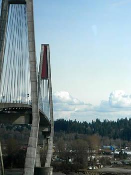 Nicki Bennett - Sky-train Bridge