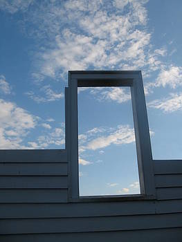 Sky Window by Rollin Jewett