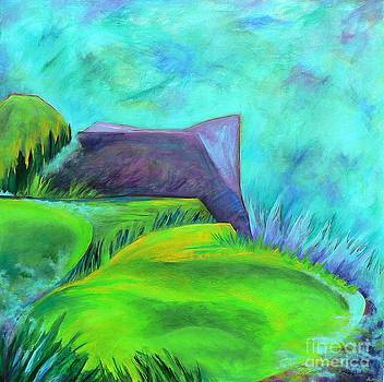 Skyland One by Elizabeth Fontaine-Barr