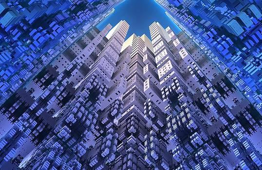 Skyscraper by Lyle Hatch