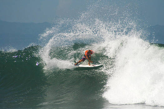Slater at Oakley Bali Pro by Brandon Nadeau