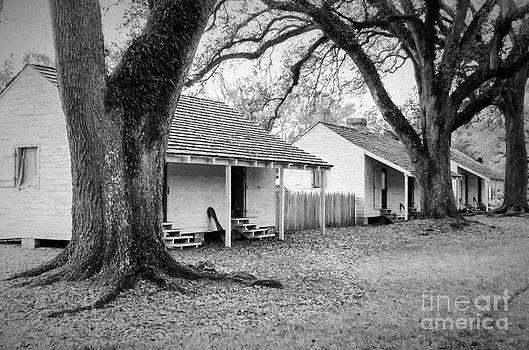 Kathleen K Parker - Slave Quarters Oak Alley Plantation