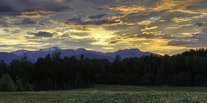 Sleeping Beauty Sunset by Lisa Hufnagel