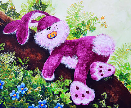 Hanne Lore Koehler - Sleeping Bunny