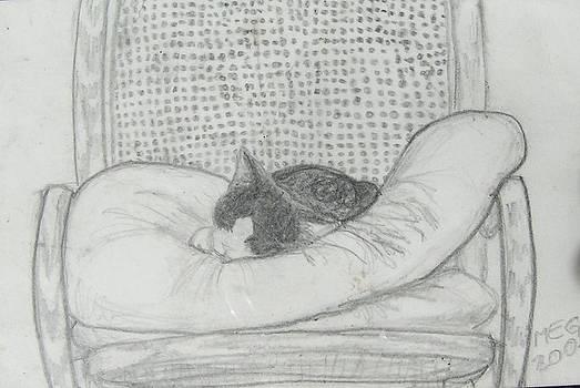 Sleeping Dory by Maria Elena Gonzalez