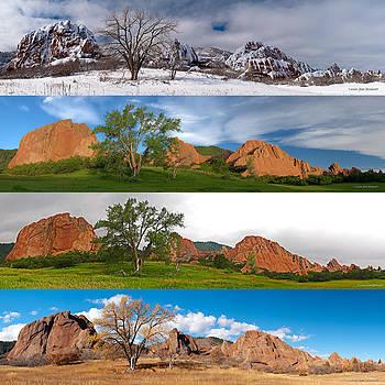 Sleeping George Seasons by Jim Bennett