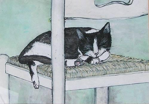 Sleeping Nani by Maria Elena Gonzalez